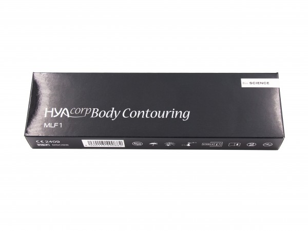 HYAcorp Body Contouring, MLF 1, 1 x 10ml