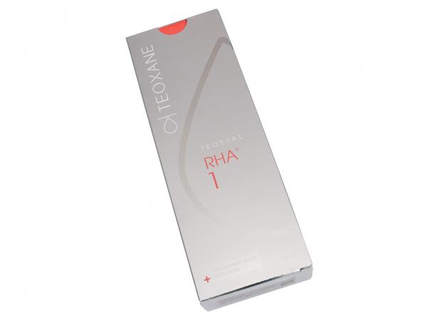 Teosyal RHA 1, 2 x 1,0 ml
